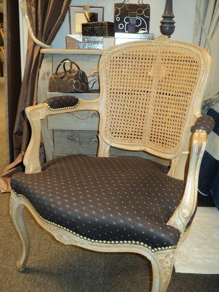 Garnissage fauteuil hainaut